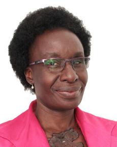 Elizabeth Adong'o