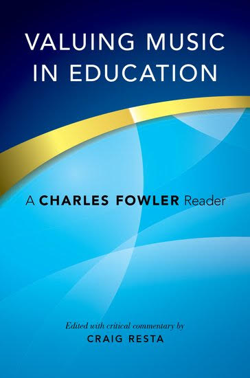 Cover of Valuing music in education