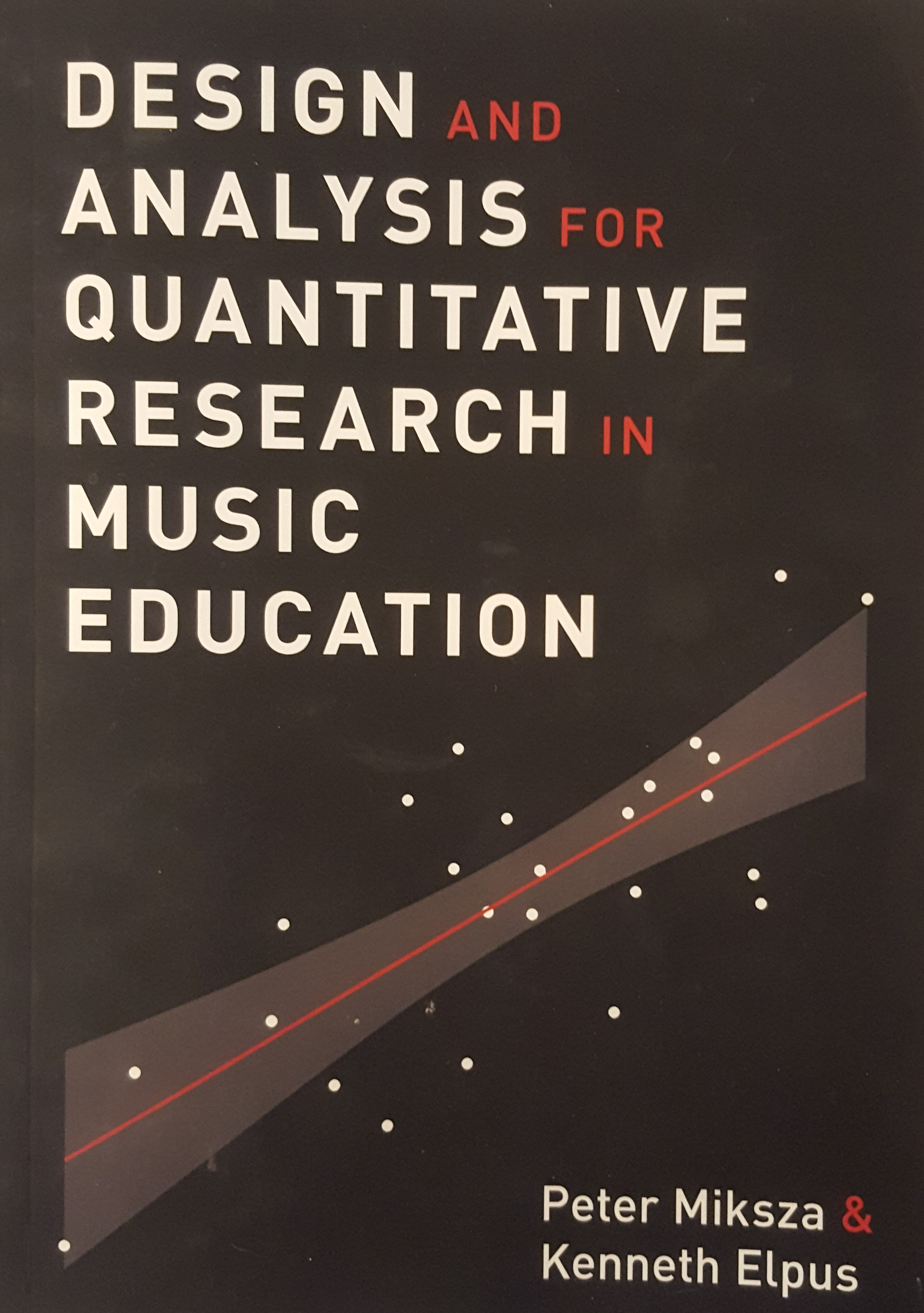 Design and Analysis front cover