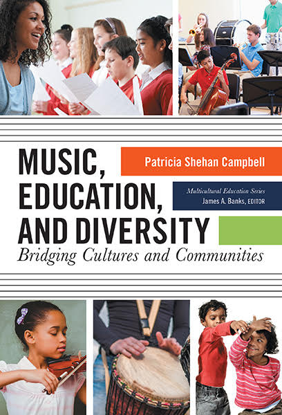 Music Education and Diversity front cover