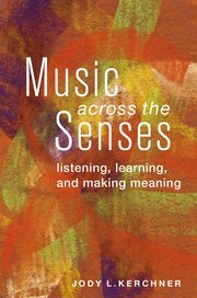 Music across the senses front cover