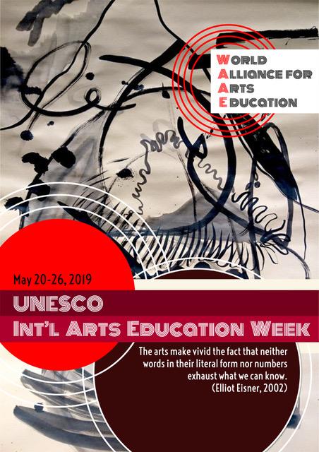 UNESCO International Arts Education Week poster