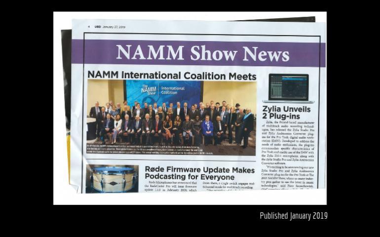 NAMM coalition of coalitions meeting