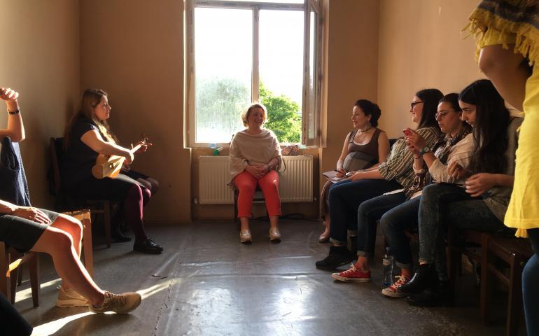 Ialoni womens choir