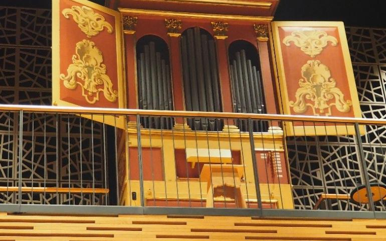 Organ Hall 3