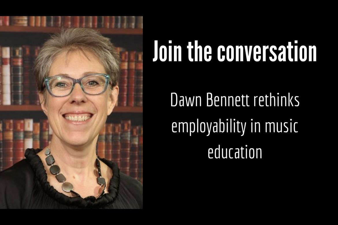Join the conversation with Dawn Bennett