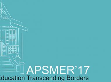 APSMER conference logo