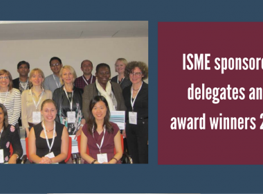 Awards and sponsored delegate recipients 2016