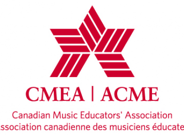 Logo for Canadian music association