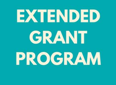 Extended grants program