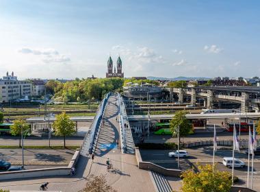 View of Freiburg