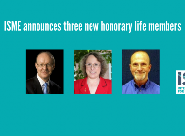 ISME announces three further honorary life members