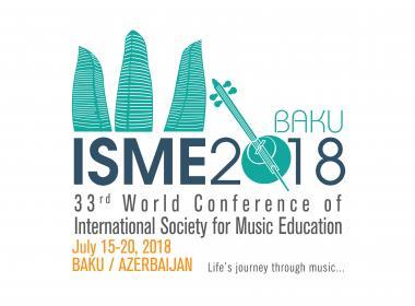 33rd ISME World Conference logo