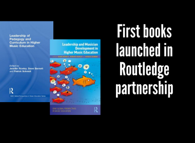 First two books launched in ISME Ruutledge Series