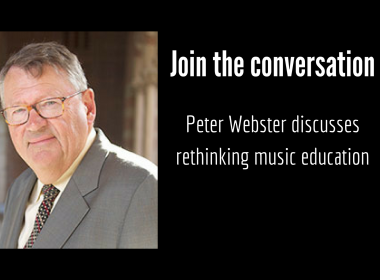 Peter Webster join the conversation