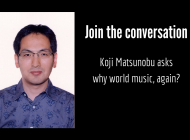 Join the conversation with Koji Matsunobu