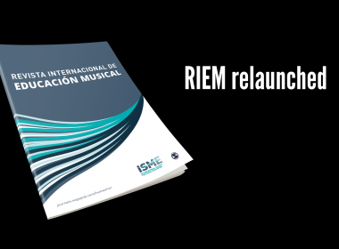 RIEM relaunched with cover art