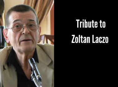 tribute to Zoltan laczo