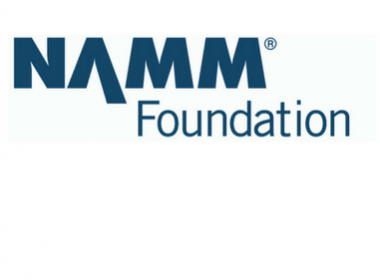 NAMM Foundation logo